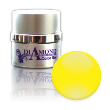 Diamond Color Gel Yellow Sunshine 6g