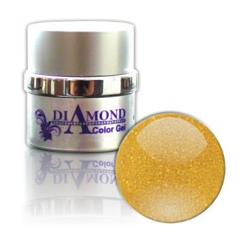 Diamond Color Gel Egyptian Affair (Gold Metallic) 6g