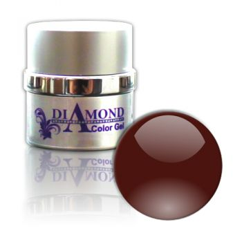 Diamond Color Gel Maroon (dunkelbraun) 6g