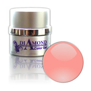 Diamond Color Gel Misty Rose 6g