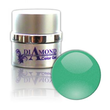 Diamond Color Gel Peppermint Kiss Metallic 6g