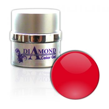 Diamond Color Gel Oriental Red 6g