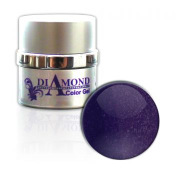 Diamond Color Gel Mystic Violet Effect 6g