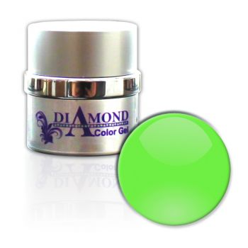 Diamond Color Gel Luminous Green 6g