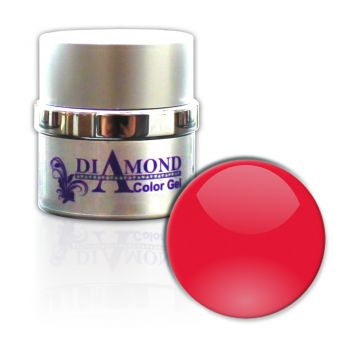 Diamond Color Gel Luminous Red 6g