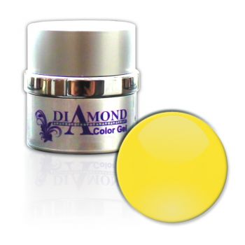 Diamond Color Gel Luminous Yellow 6g
