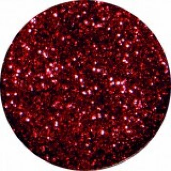 Pink & Red Glitter - Red