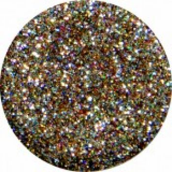 Metal Tones & Natural Glitter - Multi Glass