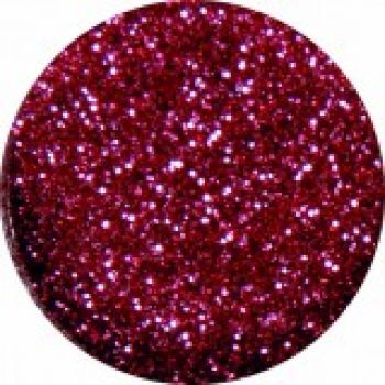 Pink & Red Glitter - Rose Pink