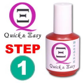 Quick & Easy Bonding Gel 15g - STEP 1