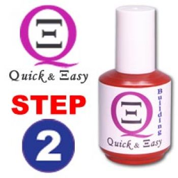 Quick & Easy Building Gel 15g - STEP 2