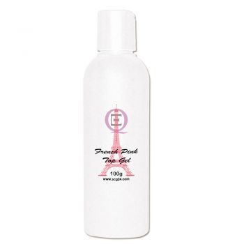 Quick & Easy French Pink Top Gel 100g
