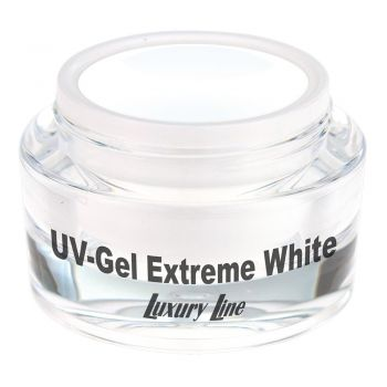 Luxury Line UV Gel Extreme White 15g