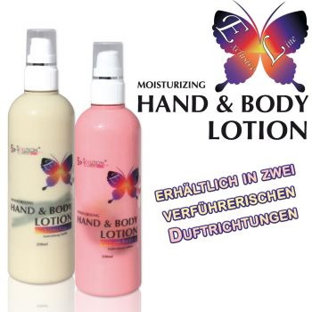 Exclusive Line Hand & Bodylotion 200ml