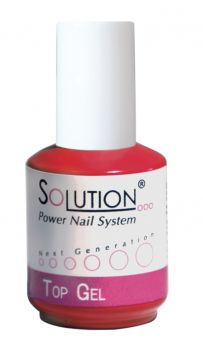 Power Nail System Top Gel 15g