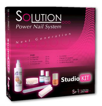 Power Nail System Studio Kit