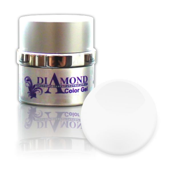 Diamond Color Gel Ultimate White 6g