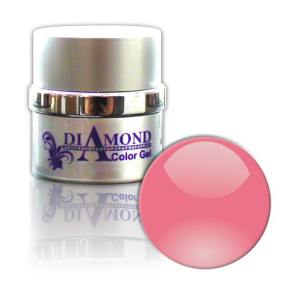 Diamond Color Gel Pink Lady 6g