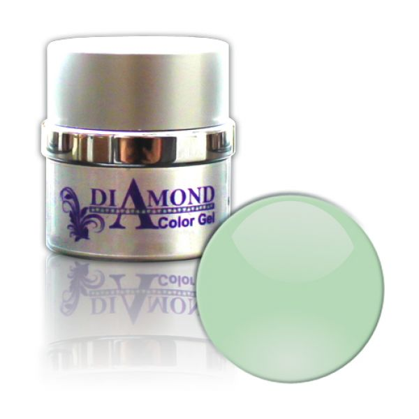 Diamond Color Gel Icy Mint 6g