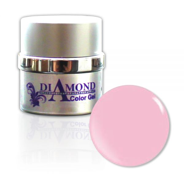 Diamond Color Gel Blushing Pink 6g