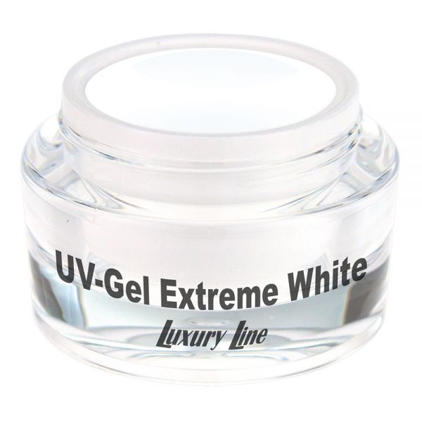 Luxury Line UV Gel Extreme White 30g