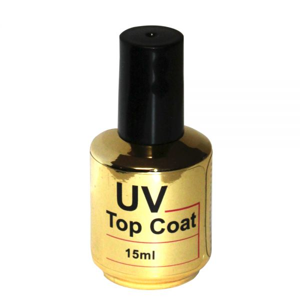 UV Top Coat Gold