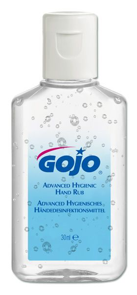 GOJO® Advanced 30 ml Flip Top Flasche