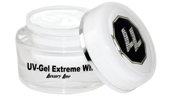 Luxury Line UV Gel Extreme White 5g TESTER