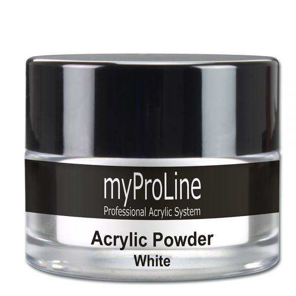 myProLine Acrylic Powder White 70g