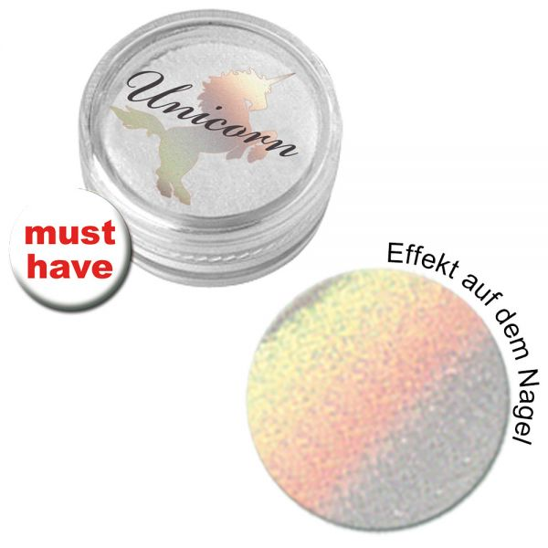 Unicorn Effect Glitter 3g